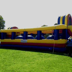 hire-inflatable-wipeout-obstacle-course-monsterball